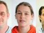 Stratenvolleybaltoernooi 2011 maandag en dinsdag